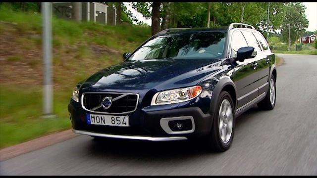 Volvo xc70 zdj cie volvo xc70 foto