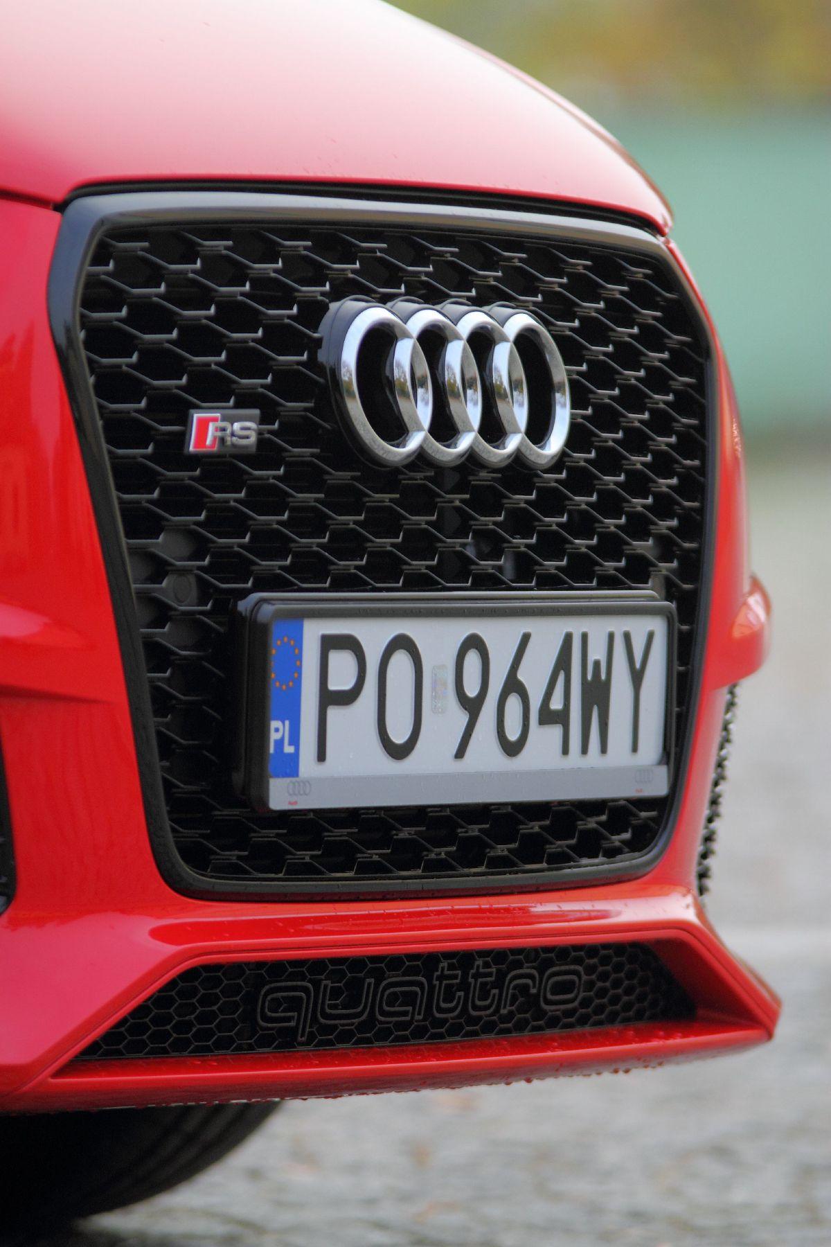 Audi rs q3 dost pne w polskich salonach sprzeda y audi rs q3 fot audi galeria motofakty