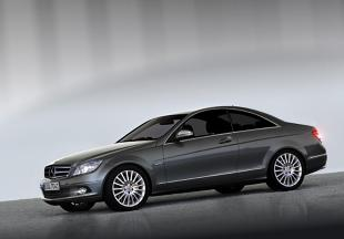 Mercedes-Benz Klasa C W204 (2007 - 2014) Coupe