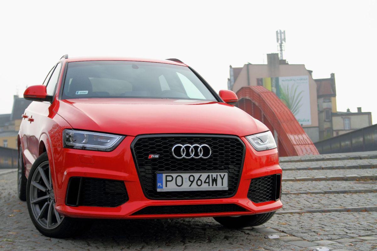 Audi RS Q3, Fot: Audi