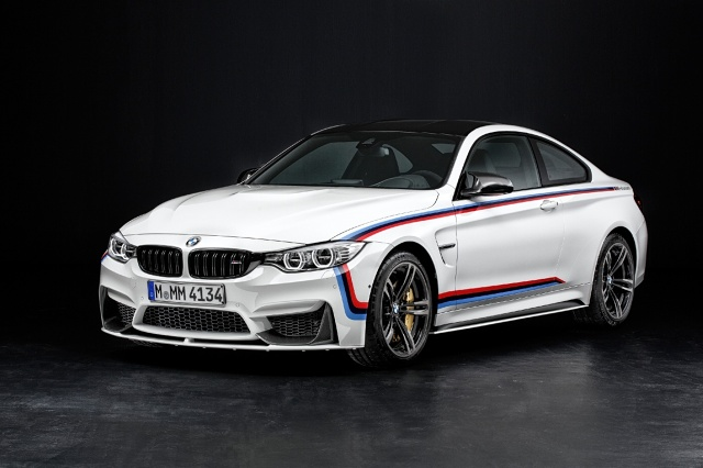 BMW M4 Coupe - akcesoria M Performance / Fot. BMW