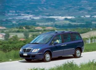 Lancia Phedra I (2004 - 2010) Van