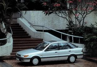 Mitsubishi Lancer IV (1988 - 1994) Hatchback