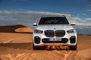 BMW X5. Zdjęcia i dane techniczne topowego SUV-a