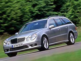 Mercedes-Benz Klasa E W211 (2002 - 2008) Kombi