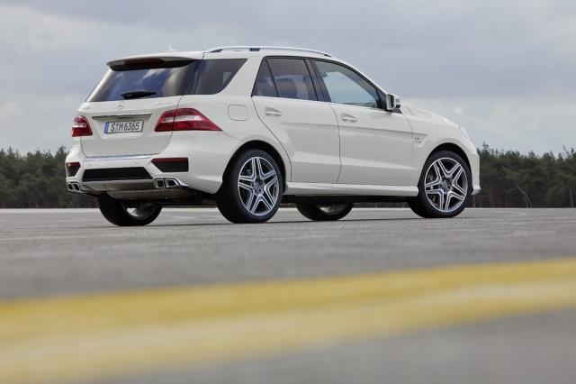 zdjęcie Mercedes-Benz Klasa M