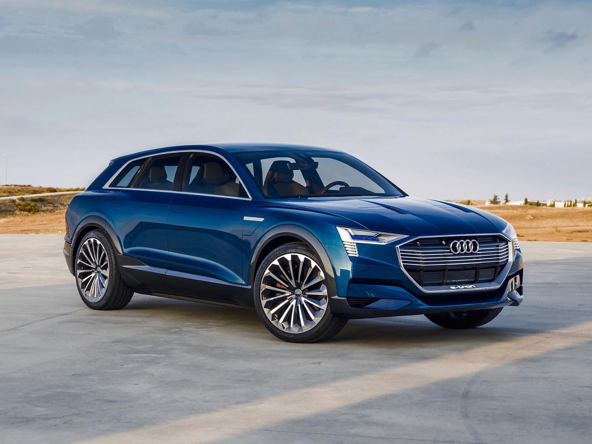 Audi e-tron quattro concept / Fot. Audi