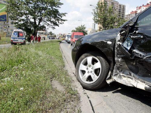 Fot. Wojtek Wilczyński: Warto sfotografować miejsce wypadku. Ułatwia to załatwianie sprwa związanych z ubezpieczeniem.