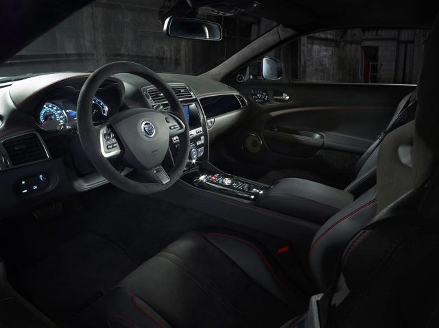zdjęcie Jaguar XKR-S GT