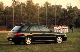 Subaru Impreza I (1992 - 2000) Kombi
