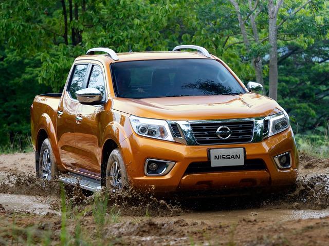 zdjęcie Nissan Navara