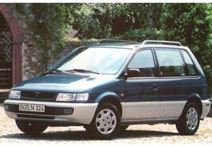 Mitsubishi Space Runner I (1991 - 1999) MPV