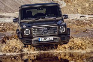 Mercedes Klasy G Detroit 2018. Ikona terenówek doczekała się nowej generacji