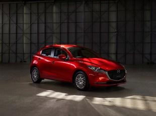 Mazda 2. Czas na lifting