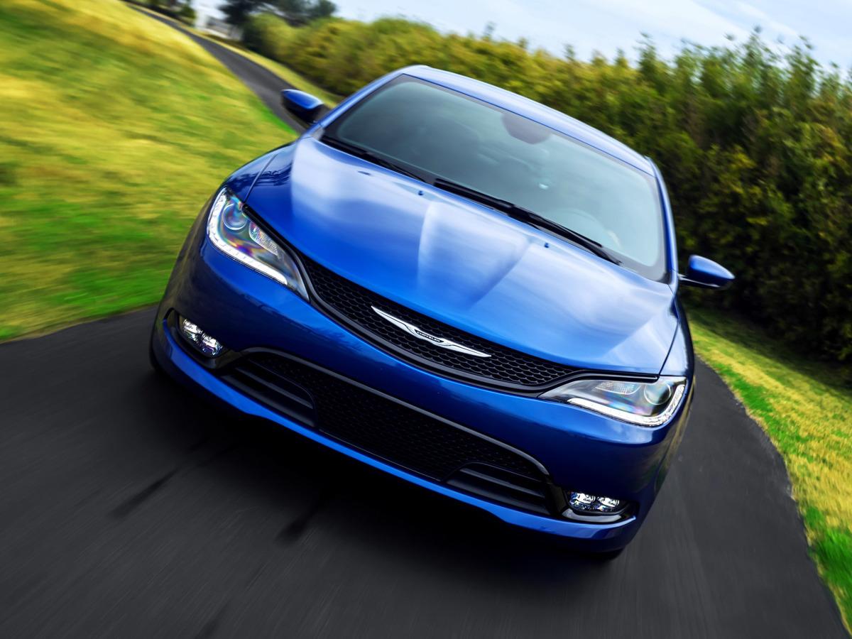 Chrysler 200 / Fot. Chrysler