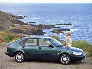 Saab 900 II (1994 - 1998) Hatchback