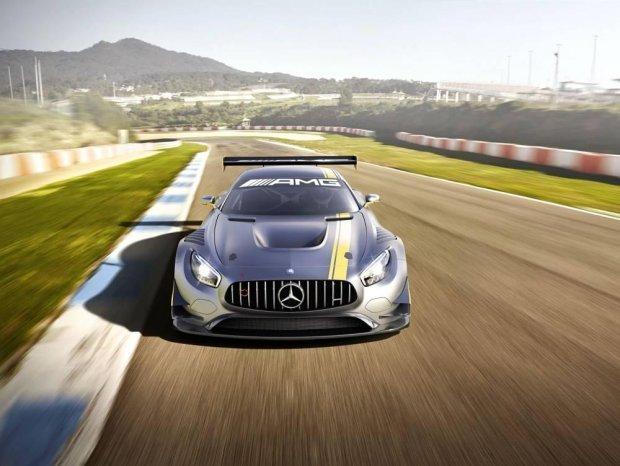 Mercedes-AMG GT GT3 / Fot. Mercedes-AMG