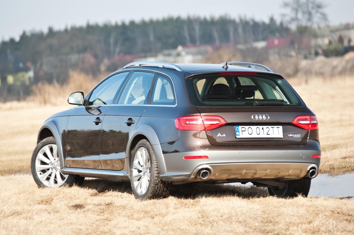 Audi A4 Zdjęcie Audi A4 Allroad Quattro Foto