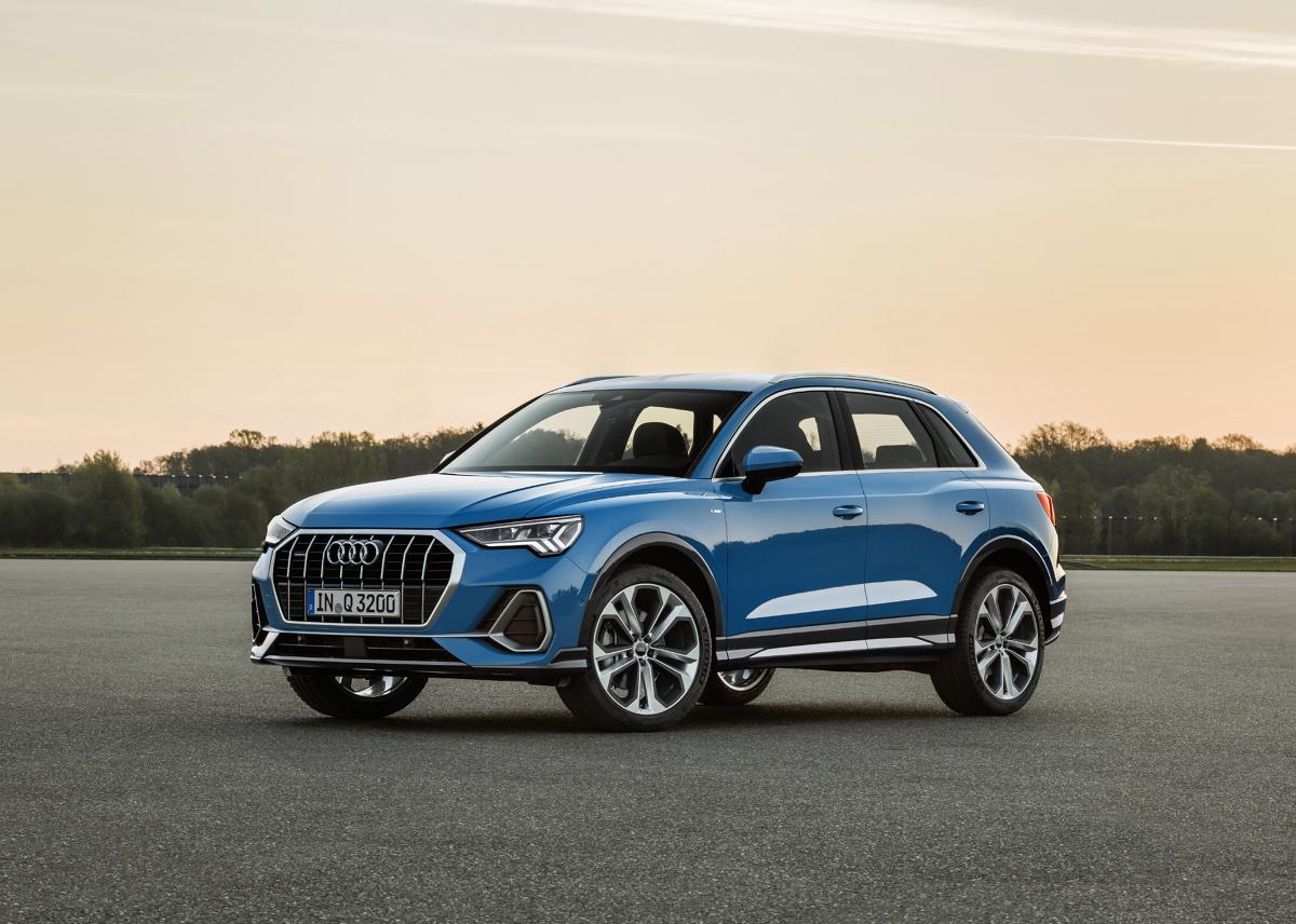 Audi Q3 Tak Wygląda Nowa Generacja Kompaktowego Suv A