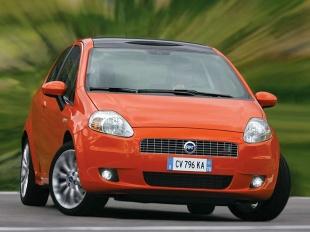 Fiat Grande Punto (2005 - teraz) Hatchback