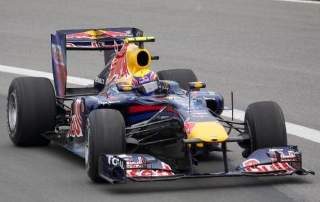 Red Bull zdominował Grand Prix Turcji