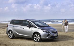 Opel Zafira C (2012 - teraz)