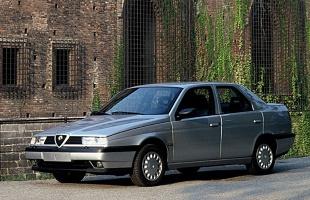 Alfa Romeo 155 (1992 - 1998) sedan