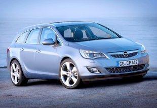 Opel Astra J (2009 - teraz) Kombi