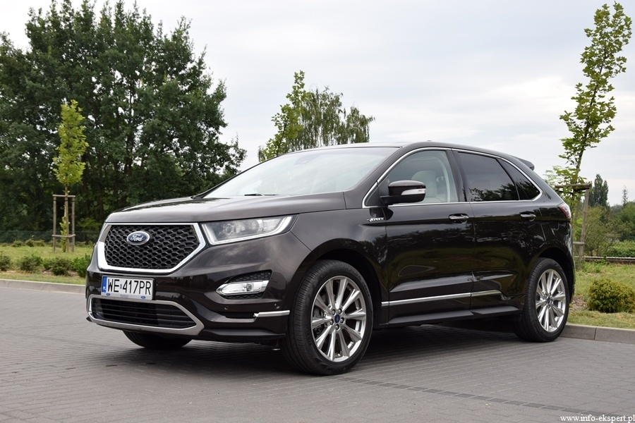 ford edge 2 0 tdci vignale test du ego suv a. Black Bedroom Furniture Sets. Home Design Ideas