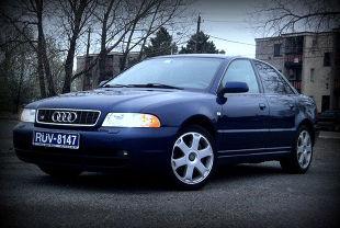 Audi S4 II (B5) (1997 - 2001) Sedan