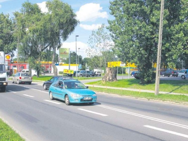 Odkorkują ulicę Derdowskiego w Szczecinie