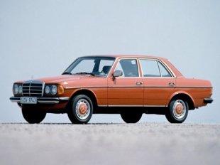 Mercedes-Benz W123 (1975 - 1986) Sedan [W123]
