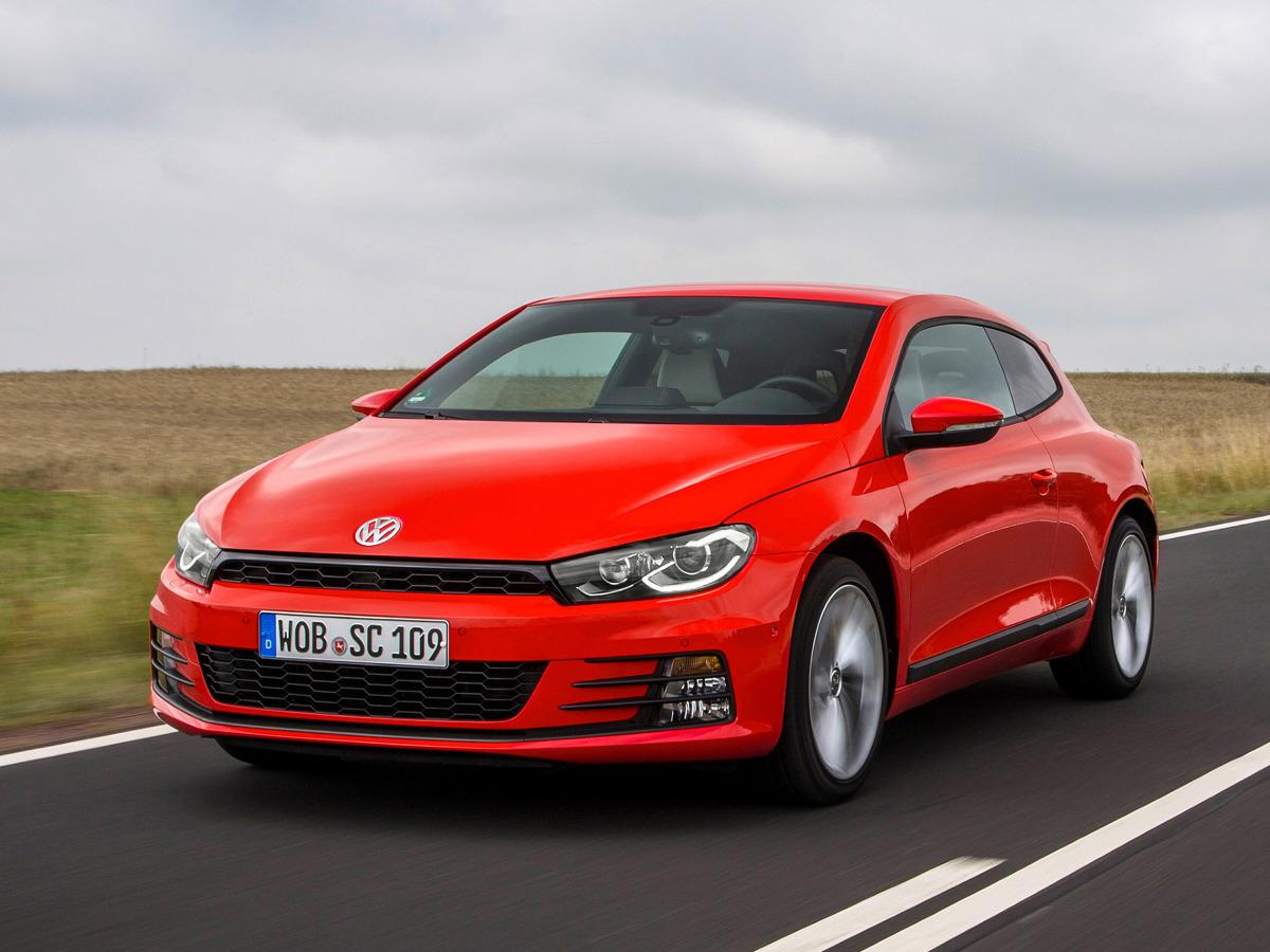Volkswagen Scirocco, Fot: Volkswagen