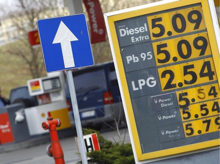Ceny paliw na Podkarpaciu (6.10)