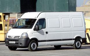 Nissan Interstar II (2006 - teraz) Furgon
