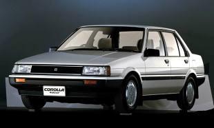 Toyota Corolla V (1983 - 1987) Sedan