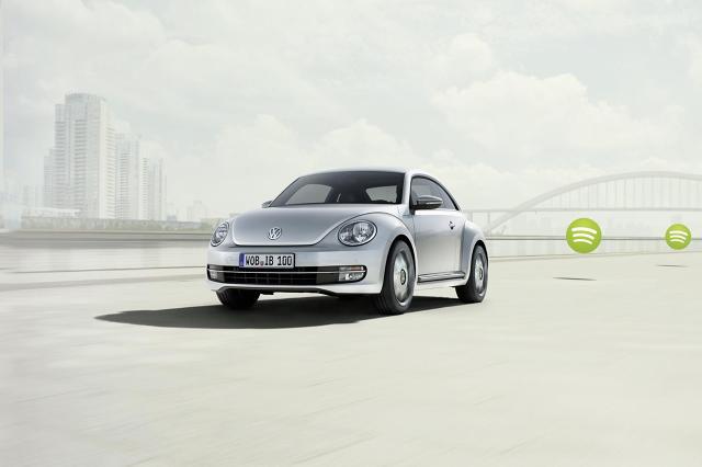 zdjęcie Volkswagen iBeetle