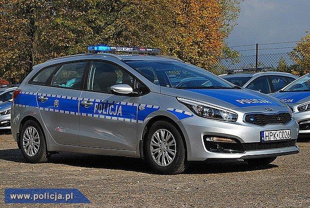 Policja Z Nowymi Radiowozami Jakie Auta Otrzymała