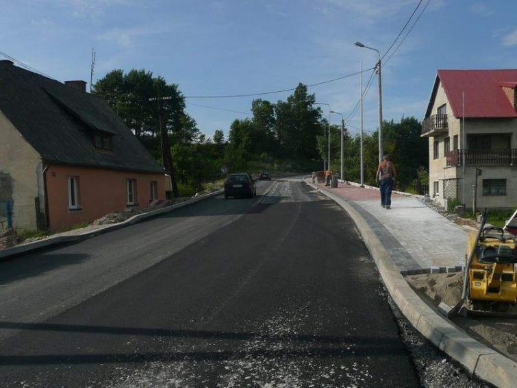 Ogłoszono przetarg na przebudowę drogi 214