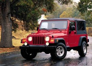 Jeep Wrangler II [TJ] (1997 - 2006) Terenowy