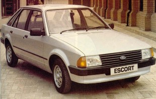 Ford Escort III (1980 - 1986) Hatchback