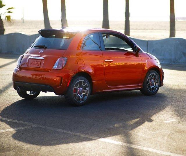Fiat 500 Cattiva / Fot. Fiat