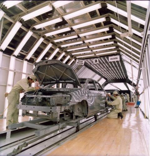 Fot. Toyota: Fabryka Toyoty w Turcji.