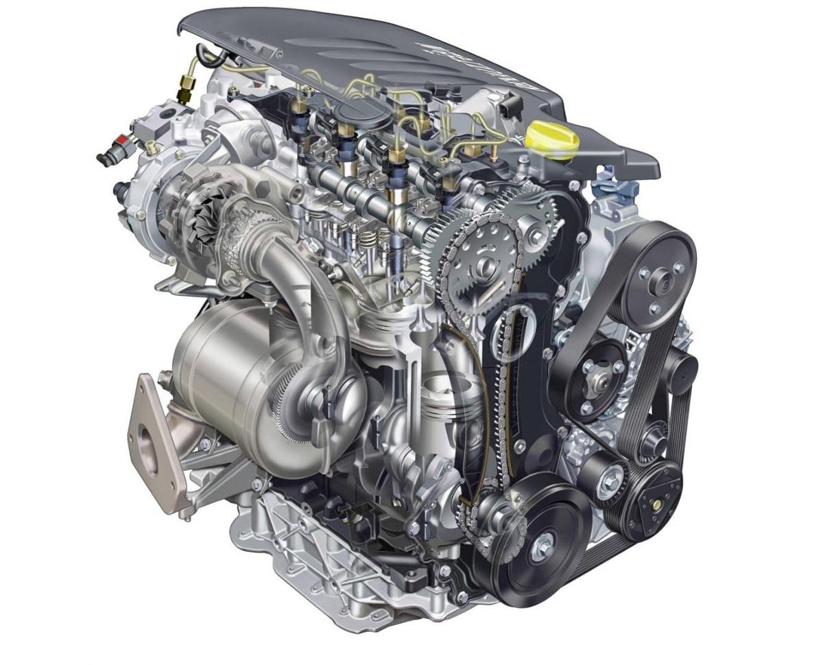 Silnik 1.5 dCi o oznaczeniu K9K dość często można spotkać w samochodach używanych koncernu Renault. To jednostka napędowa, która charakteryzuje się bardzo niskim spalaniem oraz dobrą kulturą pracy, ale nie jest pozbawiona wad.  Fot. Renault