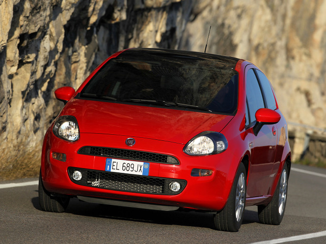 Fiat Punto / Fot. Fiat
