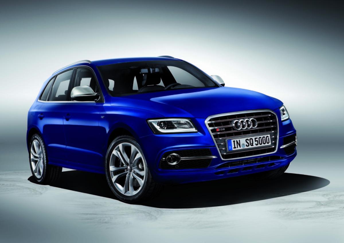 Audi SQ5, Fot: Audi