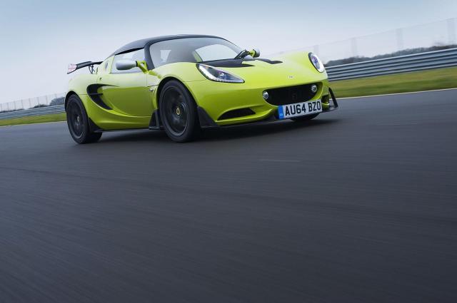 Lotus Elise S Cup / Fot. Lotus