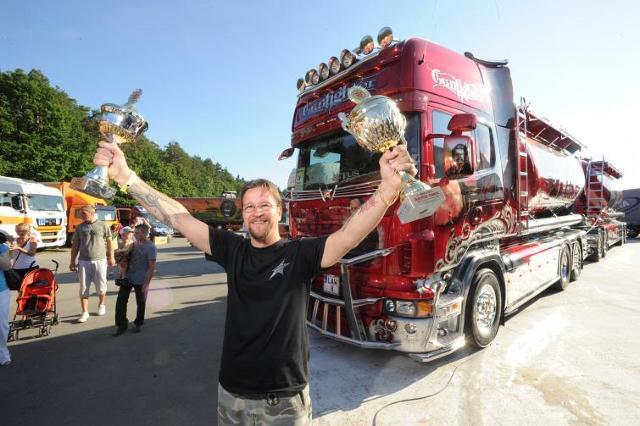Zlot Master Truck 2011 zakończony