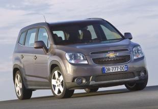 Chevrolet Orlando (2010 - teraz)