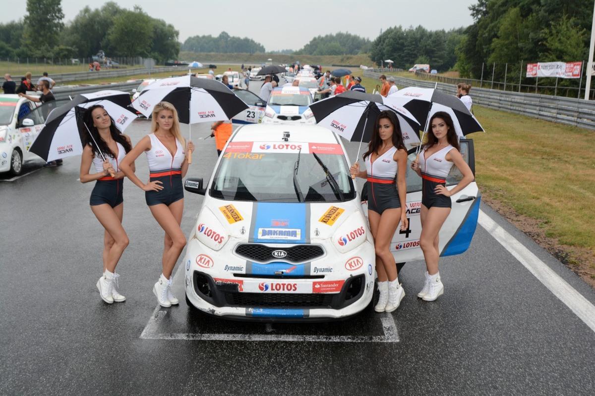 IV runda Kia Lotos Race w Poznaniu, Fot: Kia Lotos Race